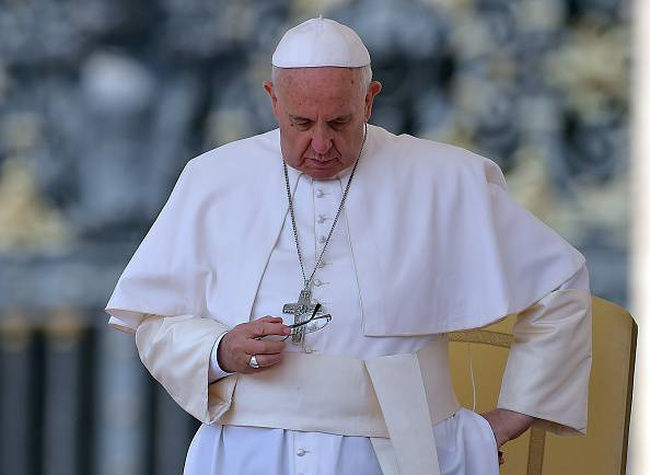 "Papa Francesco: ""Prego per tutti i cristiani perseguitati"""