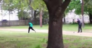 Polizia Usa Sparo Afroamericano Video Choc