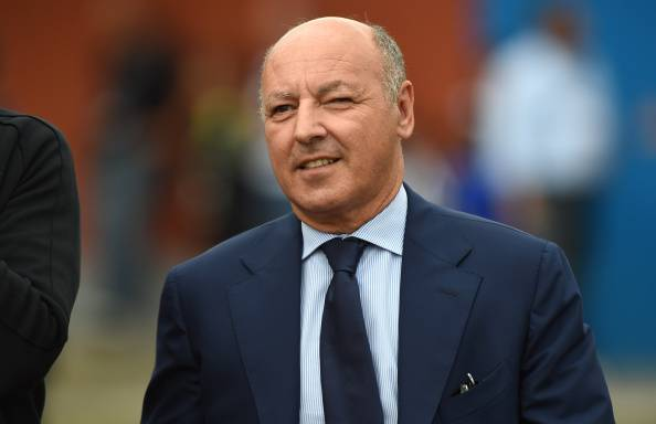 Beppe Marotta (Photo by Valerio Pennicino/Getty Images)