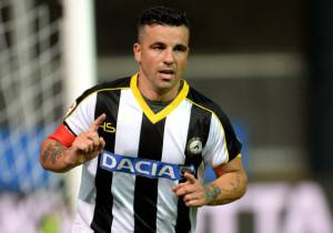 Antonio Di Natale (Photo by Dino Panato/Getty Images)
