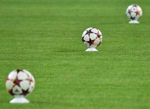 Calcio  (Photo credit should read GIUSEPPE CACACE/AFP/Getty Images)