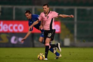 Palermo-Sassuolo (Getty images)