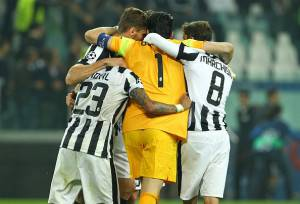 Juventus FC (Photo by Marco Luzzani/Getty Images)