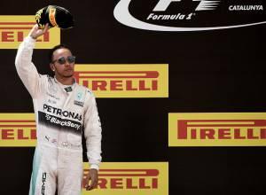 Lewis Hamilton (Photo credit should read LLUIS GENE/AFP/Getty Images)