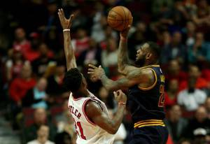 Cleveland- Bulls (getty images)