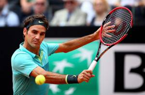Roger Federer (Photo by Ian Walton/Getty Images)