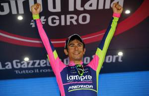 Diego Ulissi (Photo credit should read LUK BENIES/AFP/Getty Images)