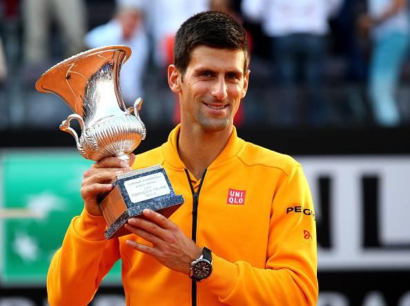 Novak Djokovic (Photo by Ian Walton/Getty Images)