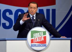 Silvio Berlusconi (ANDREAS SOLARO/AFP/Getty Images)