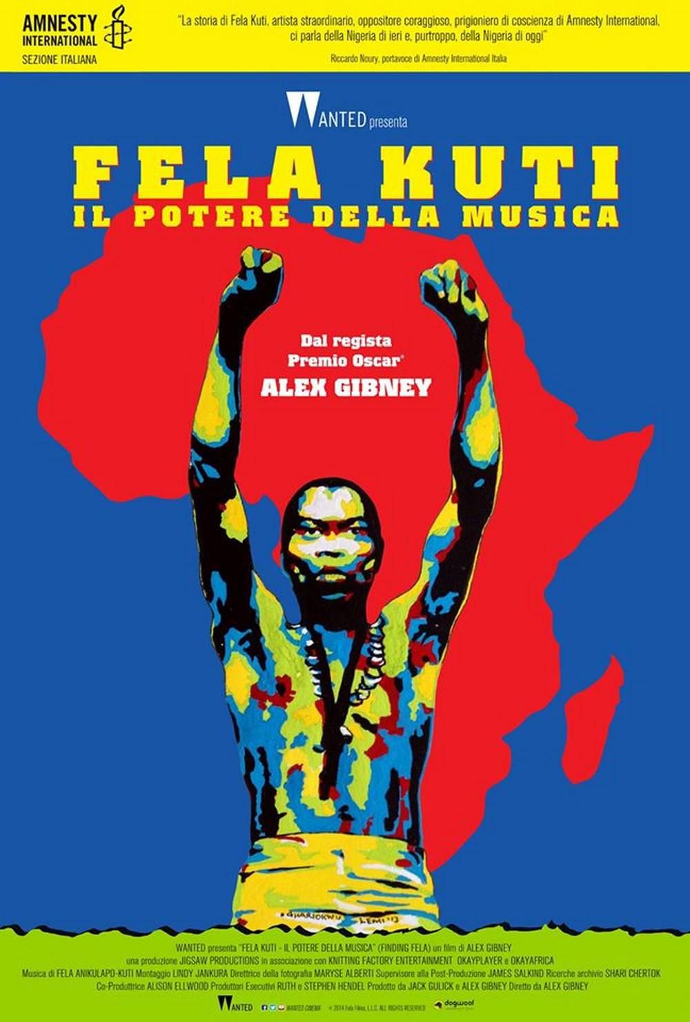 """""""Finding Fela"""": il film sul genio assoluto dell'afrobeat"""