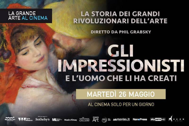 """""""Gli Impressionisti"""": recensione"""