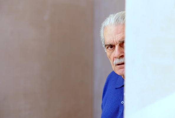 DUBAI, UNITED ARAB EMIRATES - DECEMBER 15:  Actor Omar Sharif during a portrait session on day seven of the 6th Annual Dubai International Film Festival held at the Madinat Jumeriah Complex on December 15, 2009 in Dubai, United Arab Emirates.  (Photo by Andrew H. Walker/Getty Images for DIFF)