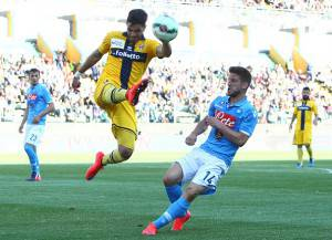 Parma Napoli (Getty images)