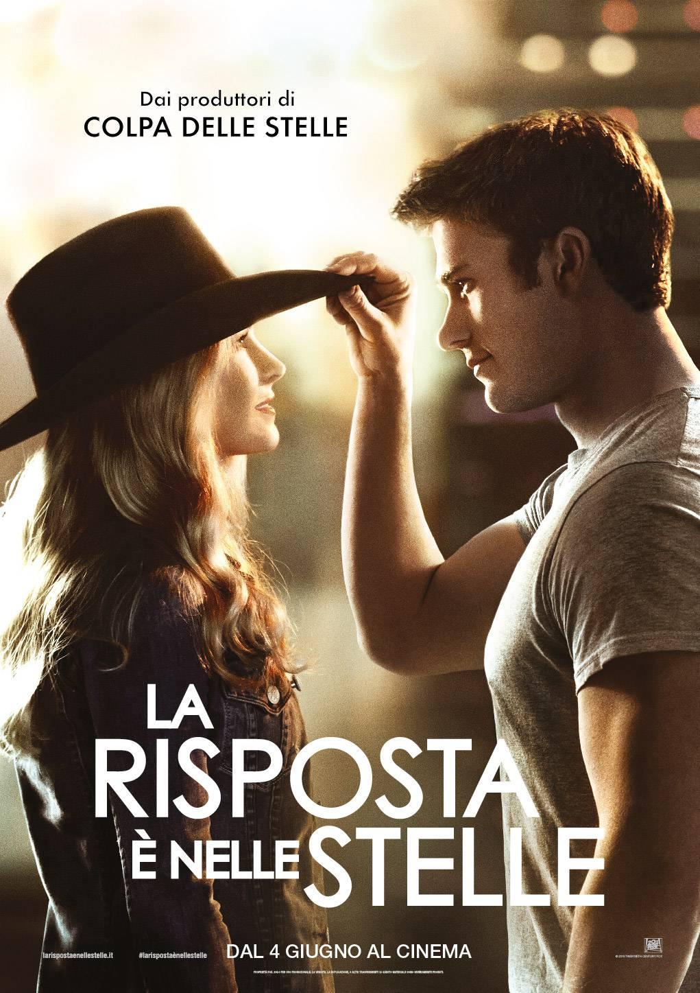 """""""La risposta è nelle stelle"""": il film tratto dal best-seller di Nicholas Sparks"""