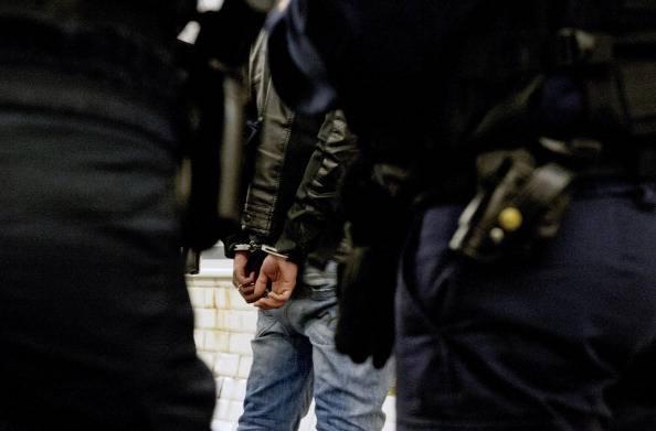 Arresto (ALAIN JOCARD/AFP/Getty Images)