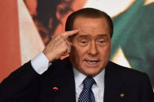 Berlusconi (GABRIEL BOUYS/AFP/Getty Images)