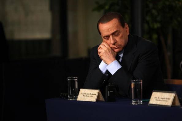 Nuovo malore per l'ex premier Berlusconi