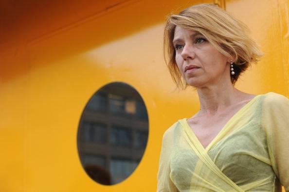 Concita De Gregorio (Valerio Pennicino/Getty Images)