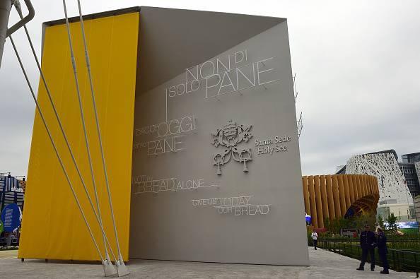 Expo record di presenze al padiglione del vaticano for Costo del padiglione per piede quadrato