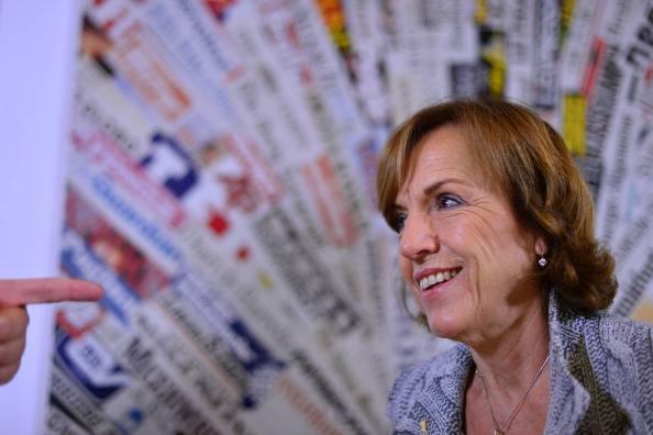 Elsa Fornero (GABRIEL BOUYS/AFP/Getty Images)