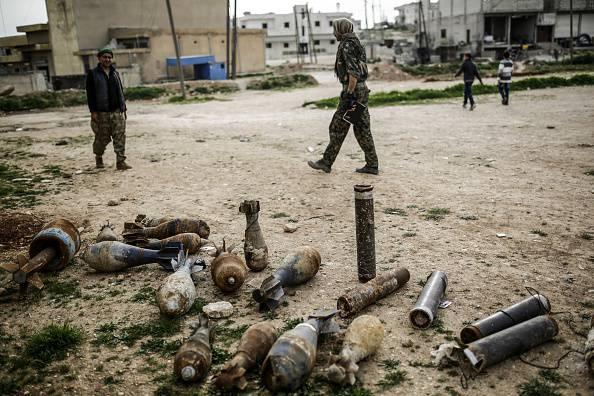 Orrore Isis: corpi decapitati e riempiti di esplosivo