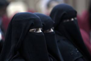 Burqa Niqab olanda Divieto