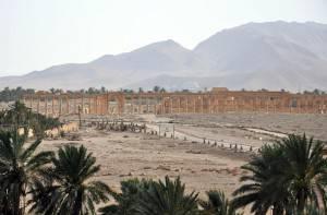 Palmira Isis Siria Unesco