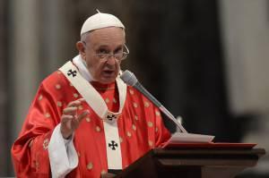 Papa Francesco Corruzione