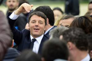 Matteo Renzi (OLIVIER MORIN/AFP/Getty Images)
