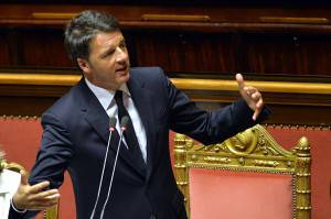 Matteo Renzi (ANDREAS SOLARO/AFP/Getty Images)