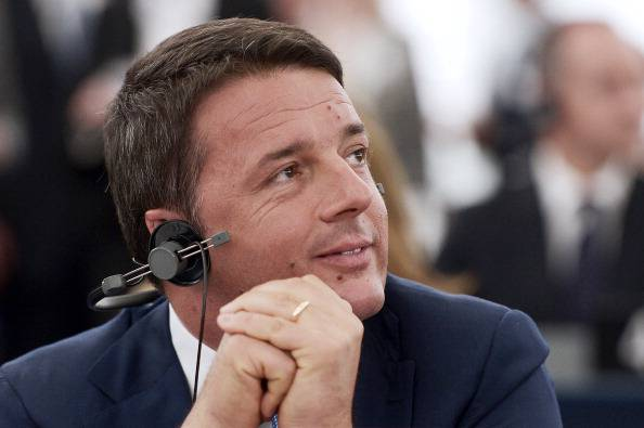 Matteo Renzi (FREDERICK FLORIN/AFP/Getty Images)