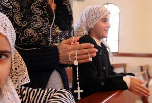Isis Cristiani Siria