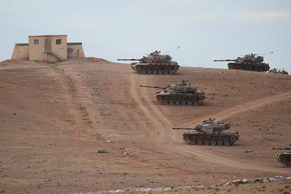 Sconfitta per l'Isis, miliziani cacciati da Palmira