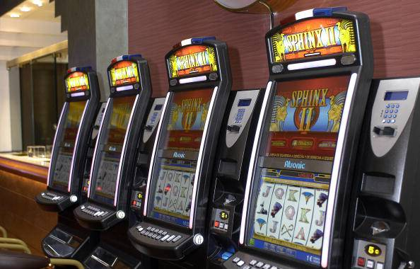 Slot machine si vince