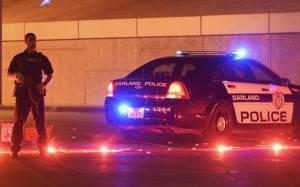 Texas Polizia Attacco Islam Maometto