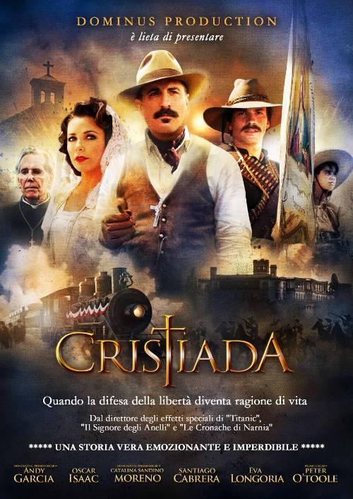"""Grande successo per il film storico """"Cristiada"""""""