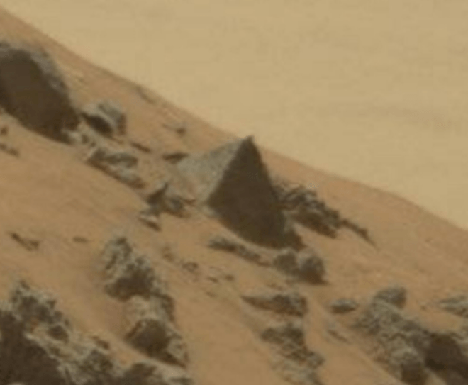 mars rover discovers - photo #14