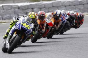 Moto GP (Photo credit should read QUIQUE GARCIA/AFP/Getty Images)