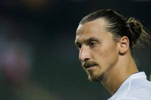 Zlatan Ibrahimovic (Photo by Victor Fraile/Getty Images)