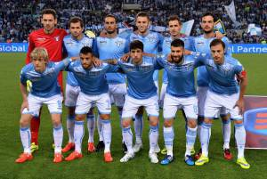 Lazio (Photo credit should read ALBERTO PIZZOLI/AFP/Getty Images)