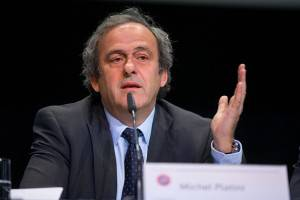 Michel Platini (Photo by Philipp Schmidli/Getty Images)