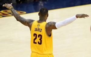 LeBron James (Photo by Jason Miller/Getty Images)