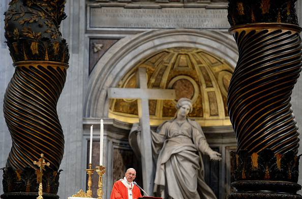 """Il Papa:"""" Cristiani perseguitati nel silenzio di tutti"""""""