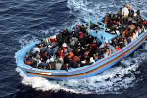 Migranti (Marco Di Lauro/Getty Images)