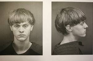 CHARLESTON, SC - JUNE 18: In this handout photo provided by the Charleston County Sheriff's Office Detention Center, Dylann Storm Roof is seen in his booking photo after he was apprehended as the main suspect in the mass shooting at the  Emanuel African Methodist Episcopal Church that killed nine people on June 18, 2015 in Charleston, South Carolina. The 21-year-old gunman is suspected of killing nine people during a prayer meeting in the church, which is one of the nation's oldest black churches in Charleston.  (Photo by Charleston County Sheriff's Office via Getty Images)