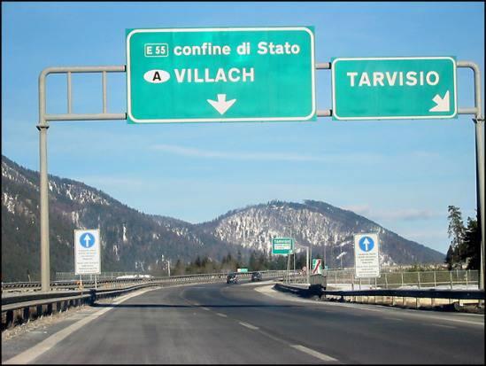 Il confine italo-austriaco (licenza CC-BY-SA-3.0)