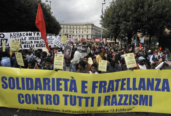 Il popolo più razzista d'Europa? Gli italiani…