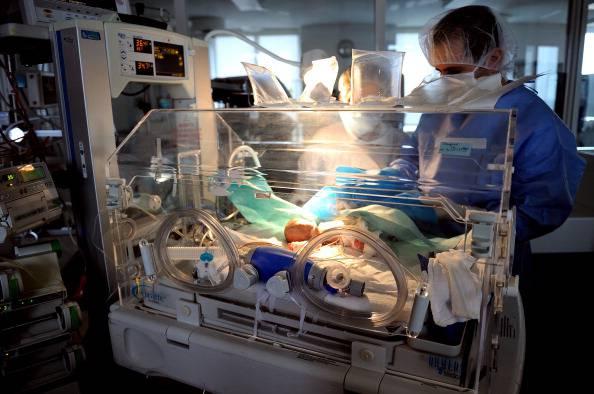 A Torino la neonata più piccola al mondo
