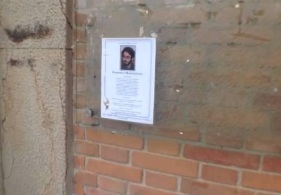 """Morte Domenico: """"Il ragazzo era solo quando è caduto"""""""