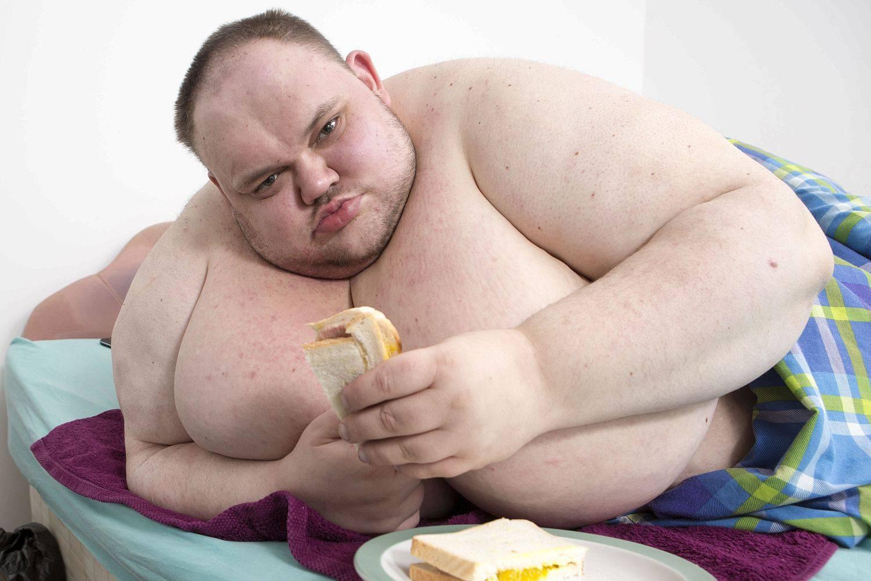 Il tragico destino dell'uomo più grasso del Regno Unito